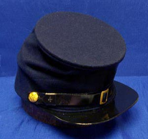 picture of type two L.J. & I. cap