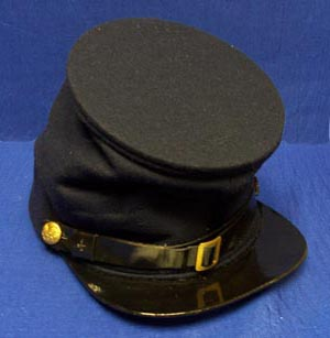 picture of Geo. Hoff type two cap