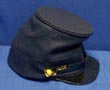 side view of G. & S. cap