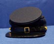 front view of type two George Hoff cap