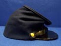 side view of type two George Hoff cap