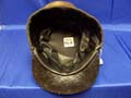 inside image of M & G hospital steward cap