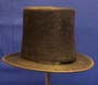 1860 Top Hat with Close Brim