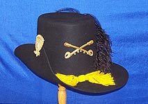 cavalry us dress hat